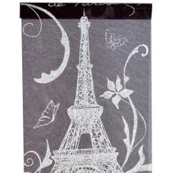 Chemin de table PARIS 28cm x 5m