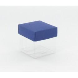 5 Boîtes à dragées cube 40grs