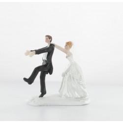 """figurine le marié """"viens ici"""""""