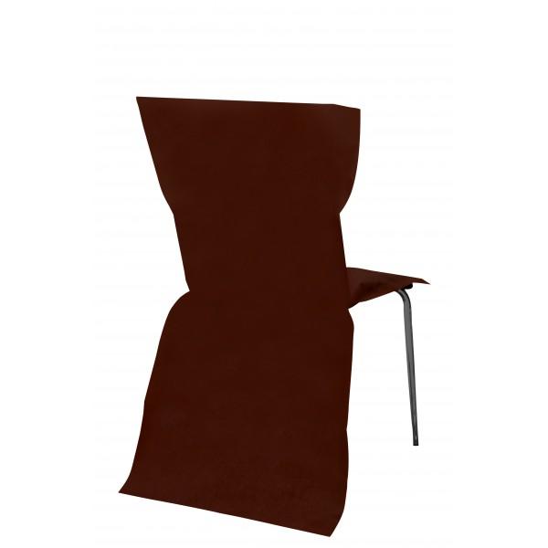 6 housses de chaises id f tes - Housses de chaises ...