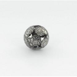 Boules Marrakech grises (x10)