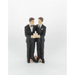 Figurine de mariés Hommes