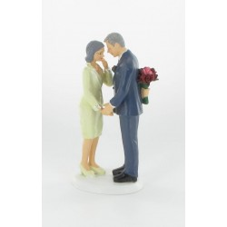 "Figurine mariés ""Still in Love"""