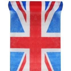 Chemin de table Angleterre 30cmx5m