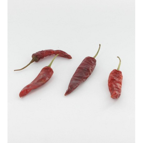 Piments rouges 60Grs