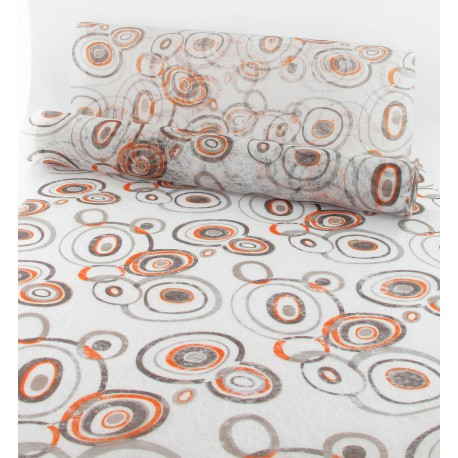 chemin de table vintage 30cmx5m id f tes. Black Bedroom Furniture Sets. Home Design Ideas
