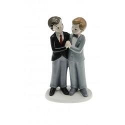 figurine mariés gay garçons 1