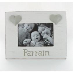 Cadre photo PARRAIN 24,5x19cm