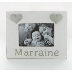 Cadre photo MARRAINE 24,5x19cm