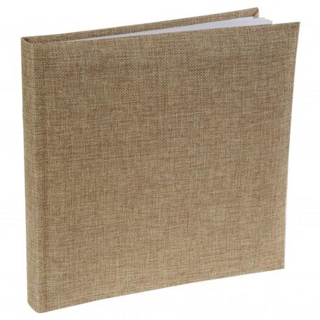 Livre d'or jute 20 pages