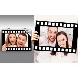 cadre photobooth pellicule