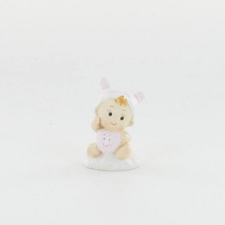 bébé rose 3,5cm