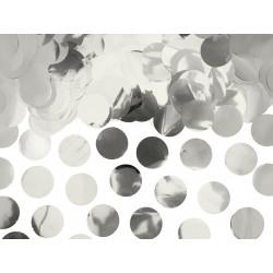 Confettis ronds argent 15g