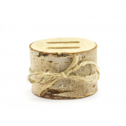 Wooden ring-alliance