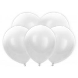 Ballons blanc LED (x5)