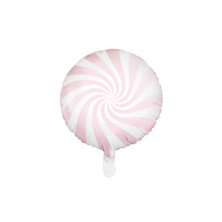 Ballon candy rose 45cm