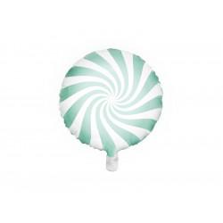 Ballon candy mint 45cm