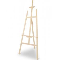 Chevalet bois 150x50cm