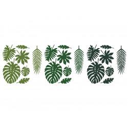 Kit aloha 21pcs