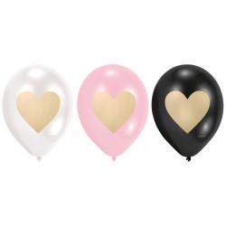 """Ballon """" Everyday Love"""" mix (x6)"""