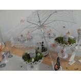 Table glamour dentelle