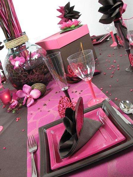 id f tes la d co de table et de salle pour tous vos v nements id f tes. Black Bedroom Furniture Sets. Home Design Ideas