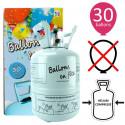 Hélium 0.25m3 pour 30 ballons