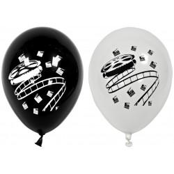 Ballons cinéma (x8)