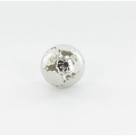 Boules Marra. argent (x10)