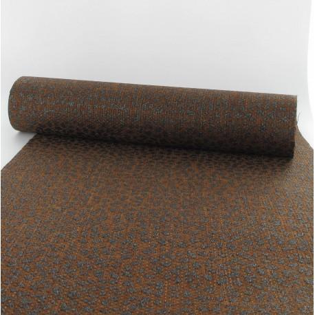 Chemin de table léopard brun et noir 30cmx5m