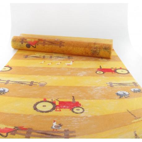 Chemin table ferme 30cmx5m