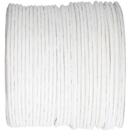 Paper cord blanc 2mmx20m
