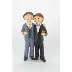Couple mariés Hommes