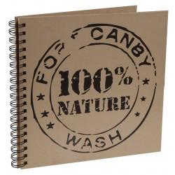 Livre d'or 100% nature
