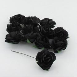 12 roses a piquer roses 3,5cm
