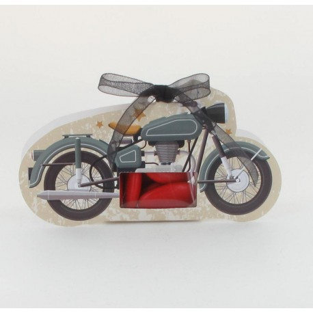 Ballotins moto. + bte transp. (x5)