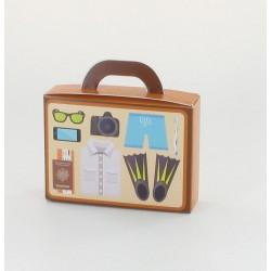 Boites valises vacances (x5)