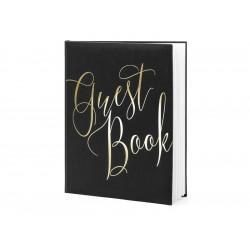 Guest book noir 22 pages