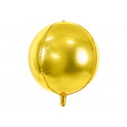 Ballon rond gold 40cm