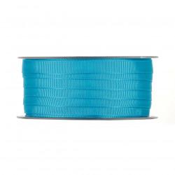 Ruban gros grain 5mmx100m turquoise