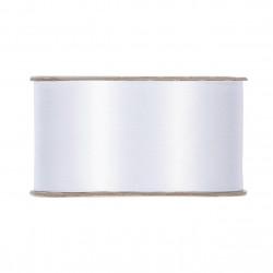 Satin blanc 40mmx25m