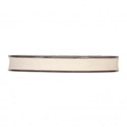 Ruban coton naturel 10mmx10m