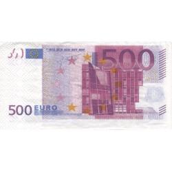 Serviettes billet 500_(x10)