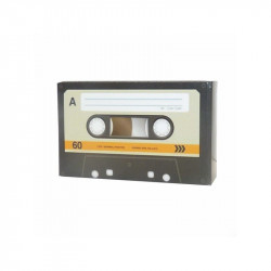 Boites ballotin cassette audio  (x10)
