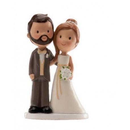 Figurine mariage fashion