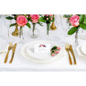Cartes de table floral (x25)