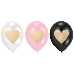 "Ballon "" Everyday Love"" mix (x6)"