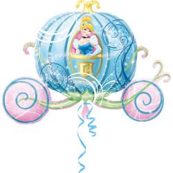 "Ballon  ""Carosse Cendrillon"""
