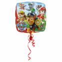 "Ballon  ""Pat Patrouille"" square"