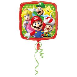 Ballon Super mario 43cm
